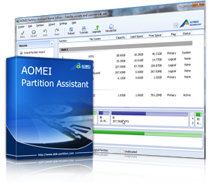 [Test] AOMEI Partition Assistant Pro Edition