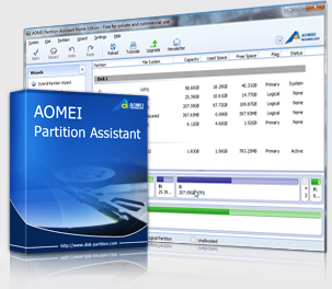 Test: AOMEI Partition Assistant Pro