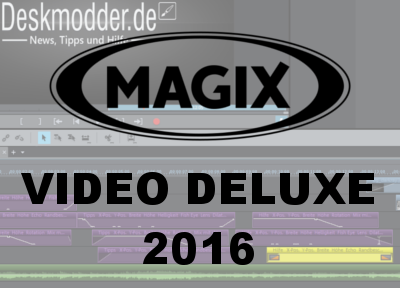 Magix Video Deluxe 2016 – Test / Review + Gewinnspiel