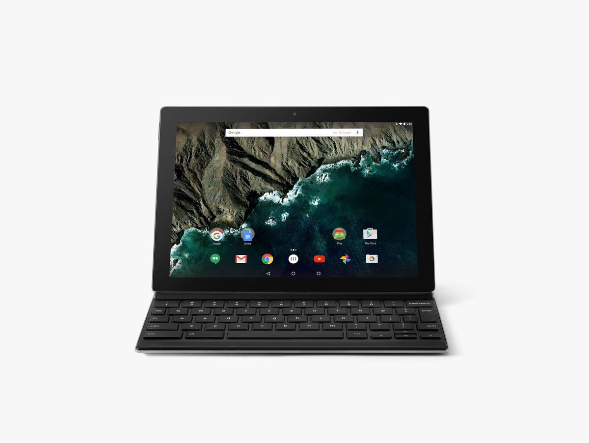 Google stellt Pixel C Tablet vor