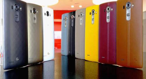 LG G4: Gelungenes Gesamtpaket