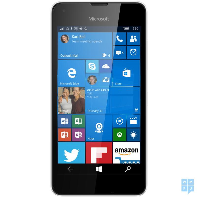 Microsoft Lumia 550 – Neues Firmware Update verfügbar
