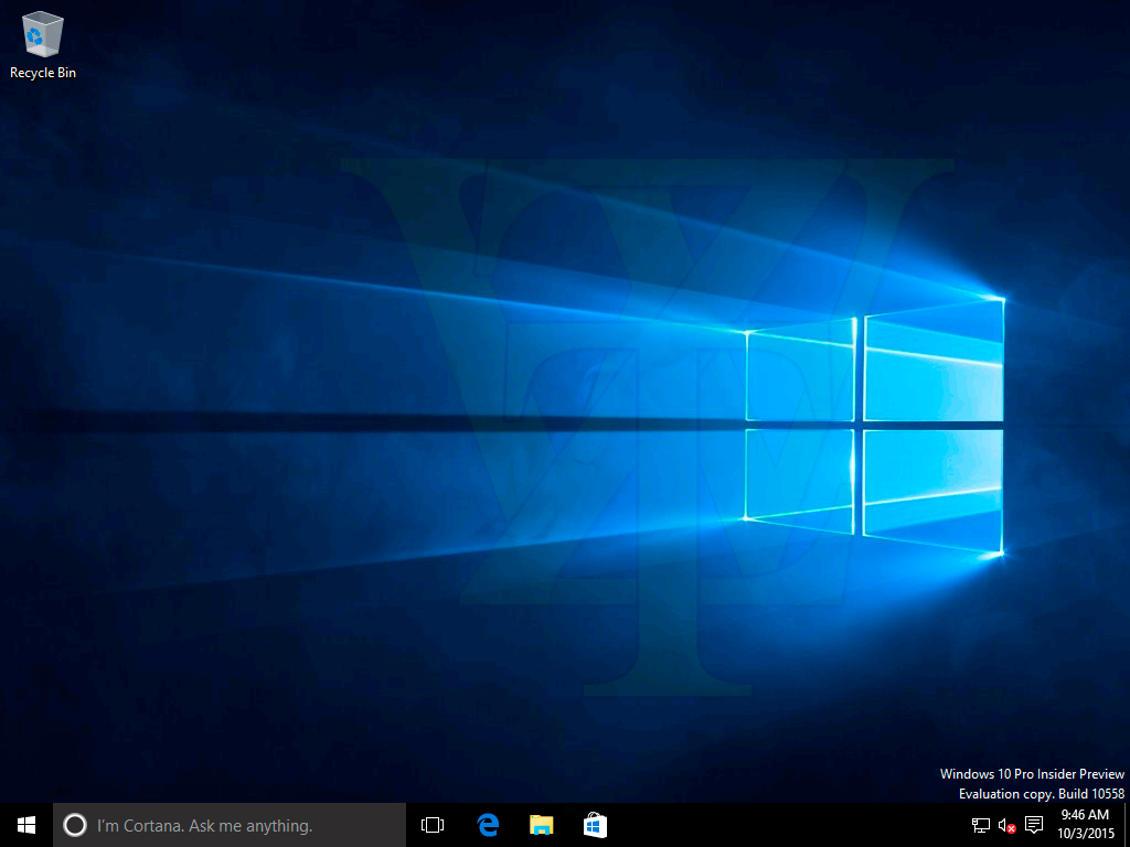 Windows 10 Build 10558 – Screenshots und ISO-Datei ins Netz gelangt