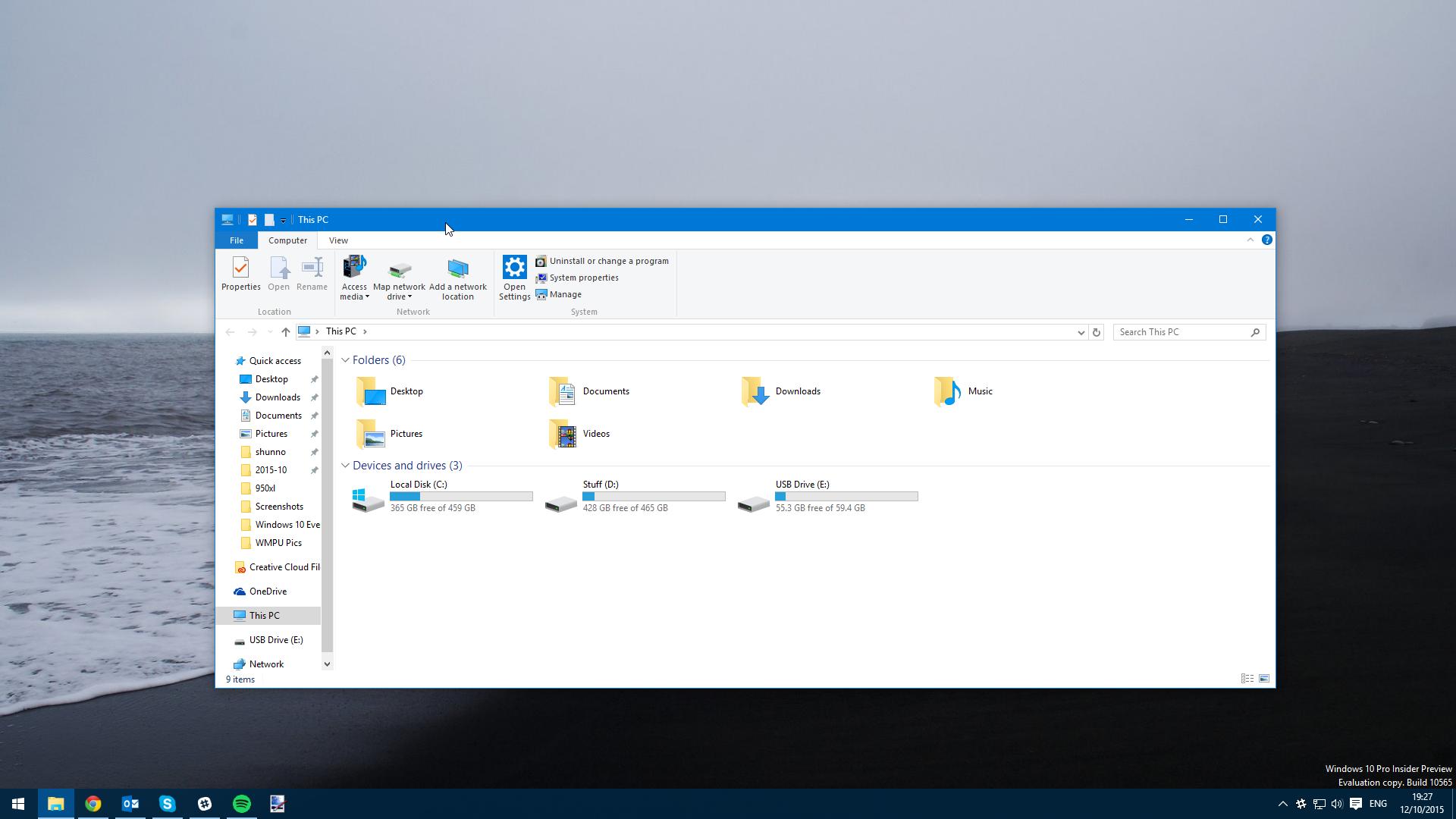Windows-News der Woche: Neue Builds für Desktop & Smartphone, Lumia 550, Clean-Installation von Windows 10