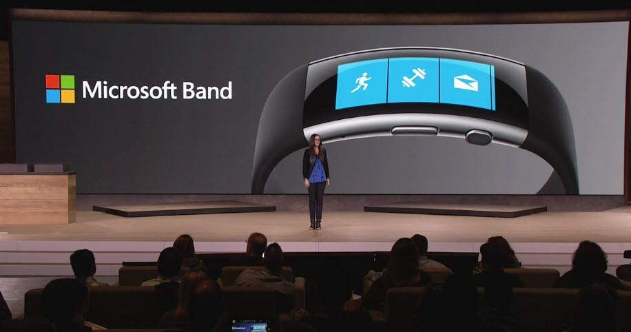 Alle wichtigen Infos zum neuen Microsoft Band 2