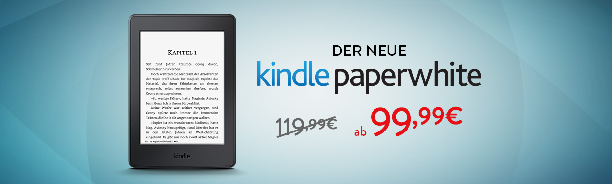 kindle paperwhite amazon senkt aktuell den preis. Black Bedroom Furniture Sets. Home Design Ideas