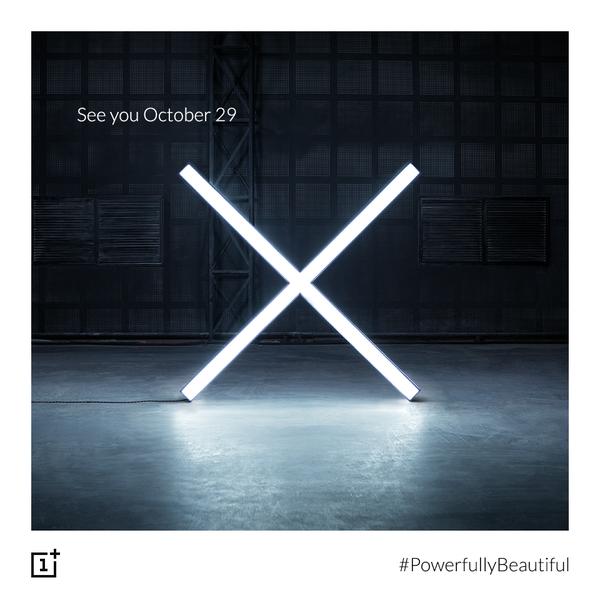 OnePlus X wird am 29. Oktober vorgestellt
