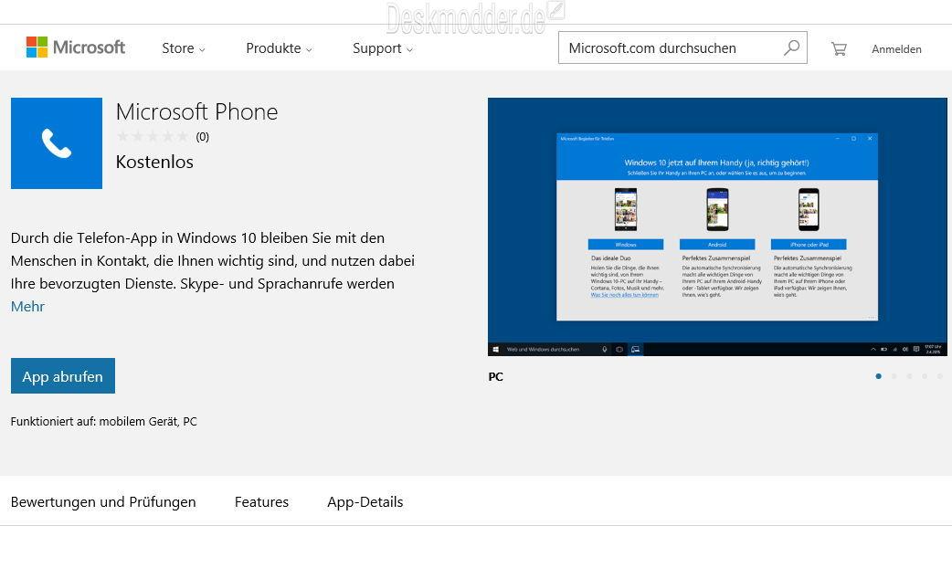 Windows Phone Insider Build