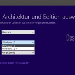 Windows 10 Media Creation Tool lädt nur noch Build 10240 herunter