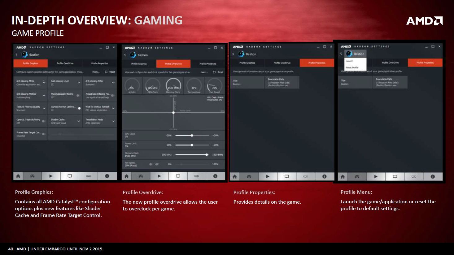 how to open amd catalyst control center windows 10