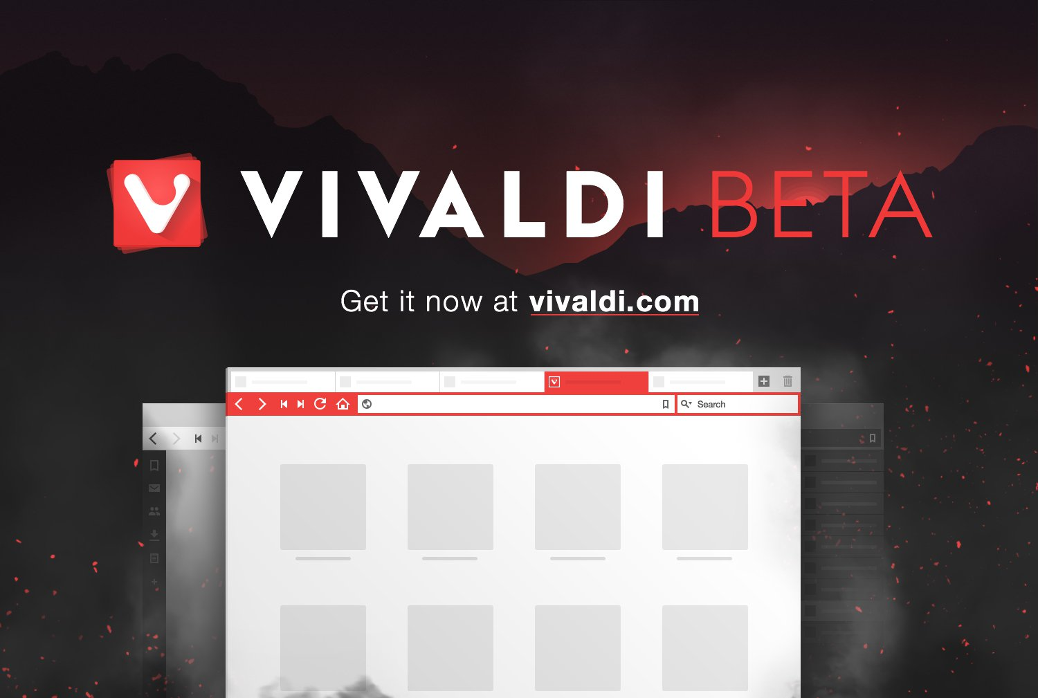 Vivaldi – Beta-Version mit Synchronisation