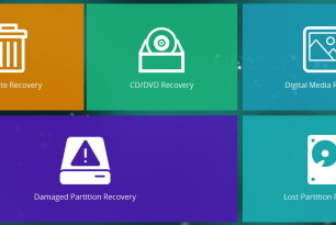 Giveaway: Power Data Recovery Personal 7.0 von Minitool