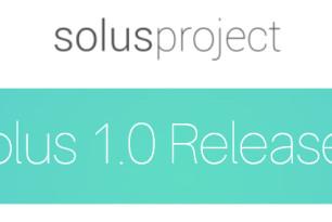 Solus Project – Solus OS 1.0 (Linux) veröffentlicht + Download