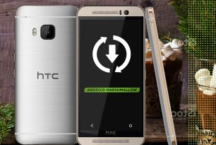 HTC One M9: Android 6.0 Marshmallow wird ausgerollt
