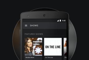 Spotify jetzt mit Videoshows