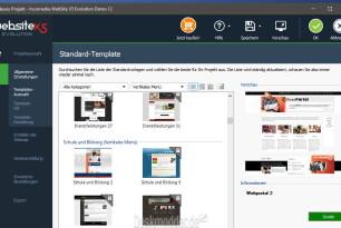 WebSite X5 Evolution 12 – Webseiten einfach erstellen: Kurz vorgestellt und Gewinnspiel