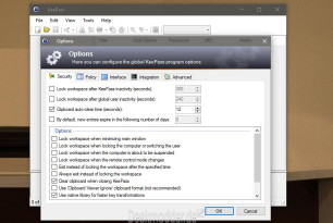 KeePass 2.31 steht zum Download bereit – Viele Änderungen wurden vorgenommen