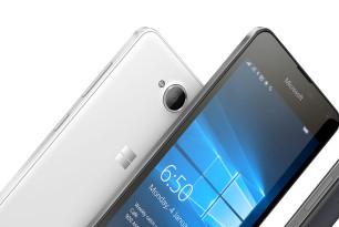 Changelog vom Firmwareupdate Lumia 550 und Lumia 650