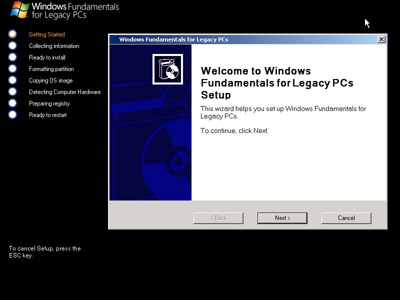 Computing fundamentals using windows xp (ic3 module a courseware.