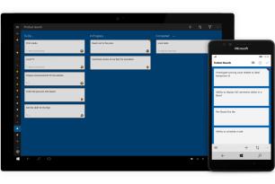 Trello-Kopie von Todoist: Boards exklusiv für Windows 10 (Mobile) veröffentlicht