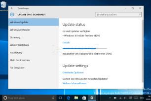 Windows 10 Build 14295 für den Desktop im Fast-Ring veröffentlicht