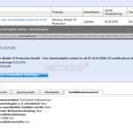 Windows 10 Mobile 10586.122 liegt auf den Servern bereit