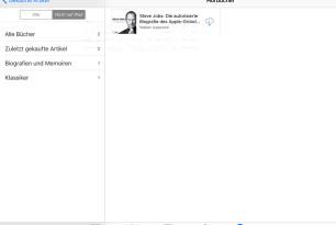 iTunes: Erneutes Herunterladen von Hörbüchern nun möglich