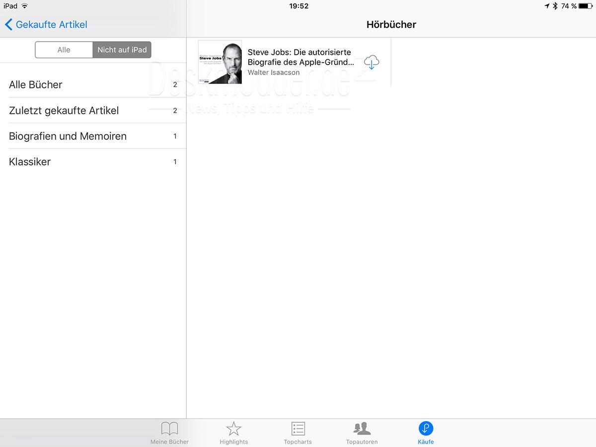 ibooks apple ios itunes