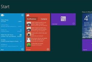 Interaktive Kacheln könnte Microsoft zur Build 2016 vorstellen