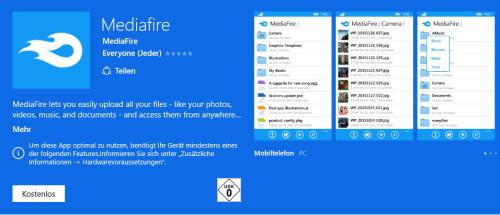 mediafire-universal-app