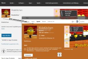 Chrome, Opera oder Vivaldi daran hindern, dass automatisch die Store App startet