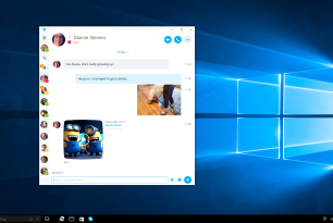 Microsoft kündigt Skype Universal App an