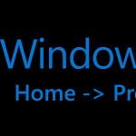 Windows 10 Home auf Windows 10 Pro upgraden, neu installieren mit der Windows 10 Pro ISO