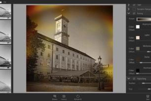 App(s) des Tages: Old Look – Bilder älter aussehen lassen und MPlayer – Best Music Player