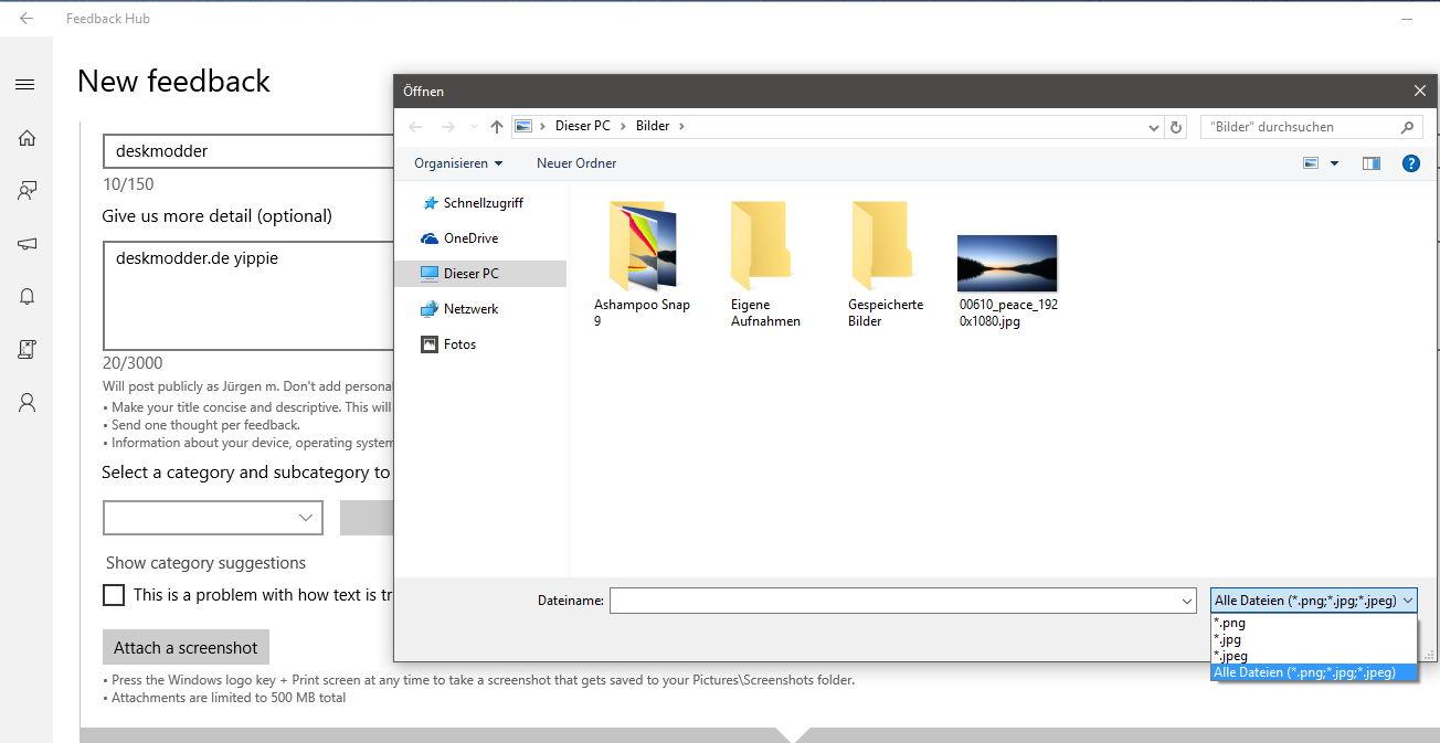 feedback-hub-anhang-zip-dmp-und-weitere-windows-10-1