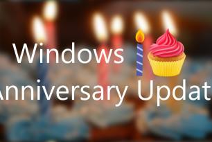Windows 10: Heute vor 5 Jahren – Mal im Blog gestöbert (April 2016)