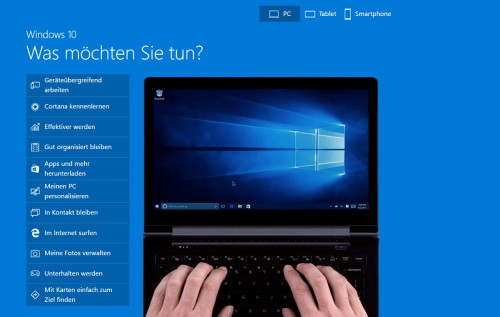 Windows 7 kennenlernen video