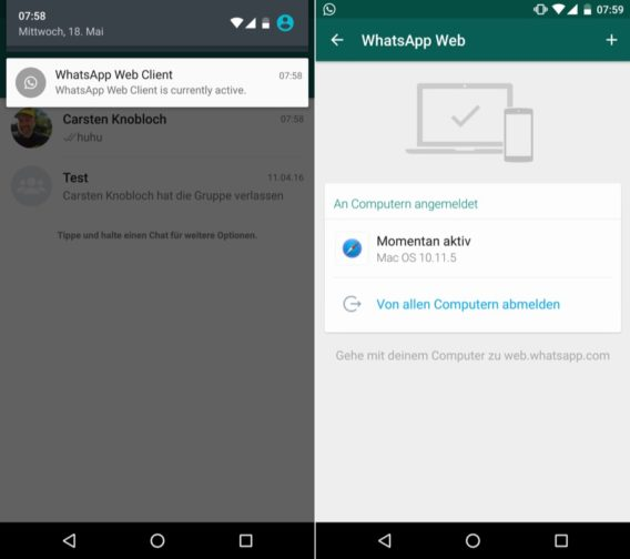 Rtl Hacker Warnung Whatsapp