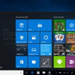 Windows 10 Version 1607 (Anniversary Update) – Changelog