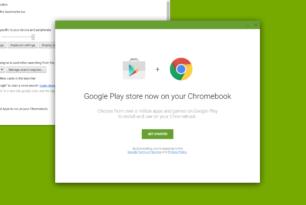 Google kündigt Android-Apps & den Play Store für Chrome OS an