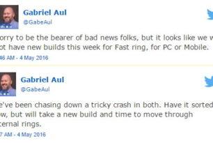 Windows 10 und Mobile – Diese Woche keine neuen Insider Builds