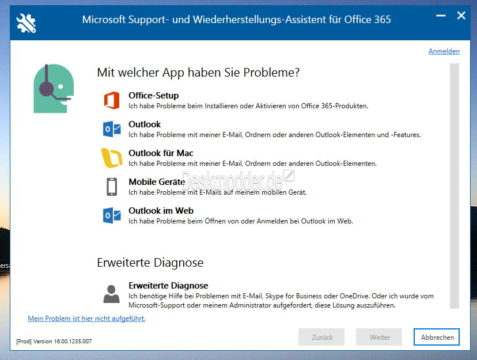 probleme-mit-office-365-wiederhestellungsassistent-1