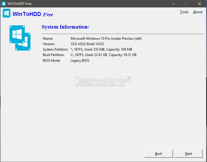 Minitool partition wizard heise