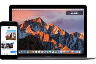 Apple stellt macOS Sierra offiziell vor