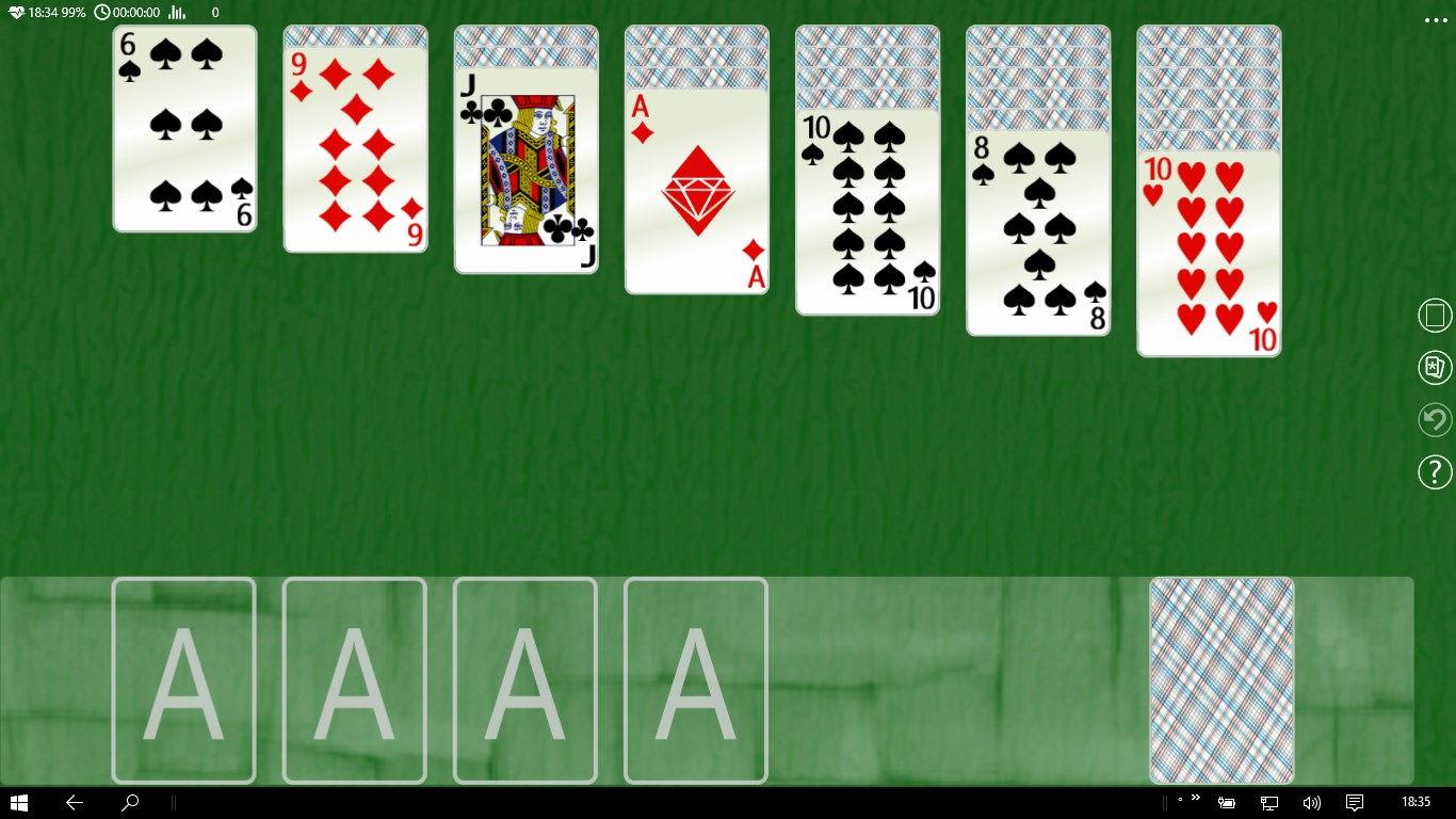 app des tages  solitaire collection mit  u00fcber 1400 verschiedenen solitaire spielen