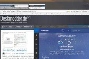 Aero Glass 1.5.1 für Windows 10 14393 steht zum Download bereit [Update]