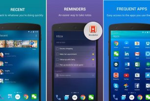 Arrow Launcher 2.2 für Android mit vielen Änderungen