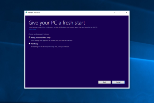 Refresh Windows: Microsofts neues Programm zum Download & zur Clean Install von Windows 10 [Update: Jetzt offiziell]
