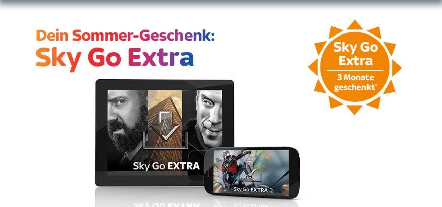 Sky Go Extra Kostenlos