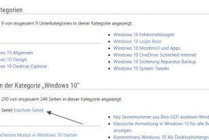 In eigener Sache: Tutorials für Windows 10 werden aktualisiert